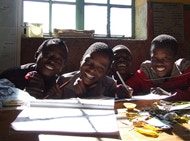 Students in Zimbabwe, snapped by Lonely Planet Flickr group member Emma Kinsella