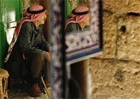 Faces of Palestine, from Lonely Planet Flickr group member Hongkiu