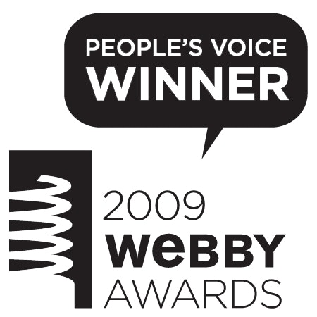 Lonely Planet wins Webby!