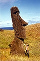 Is more people made of stone and less of flesh and bone the answer for Easter Island?