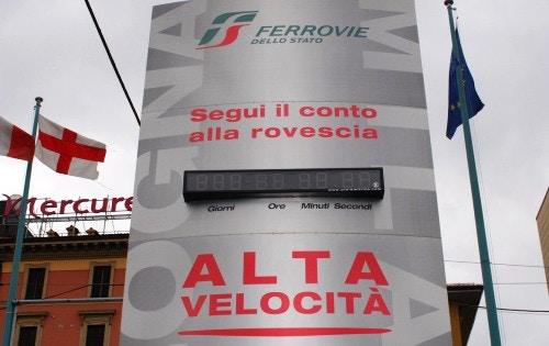 Higher speeds coming to Italian railways