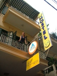 Hanoi: Hanoi Backpackers' Hostel