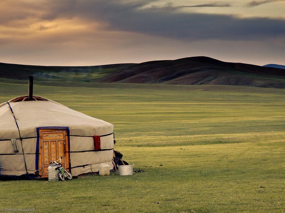 Dimitri Mundorff - Mongolia