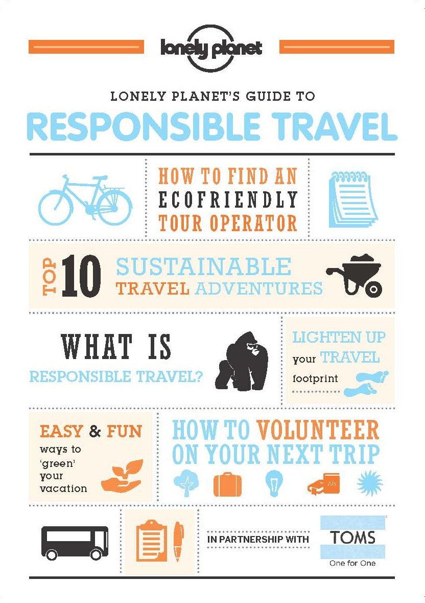 Responsible travel with Lonely Planet & TOMS