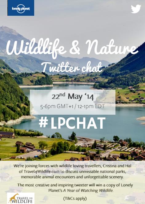 Wildlife Nature LPCHAT Blog poster