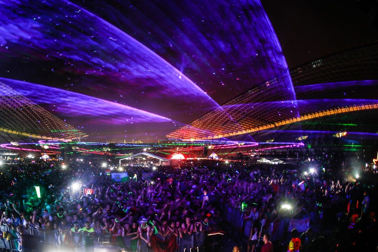 Image by Rudgr.com, courtesy of Ultra Europe