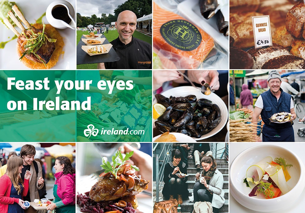 Discover Ireland. Image courtesy of Tourism Ireland.