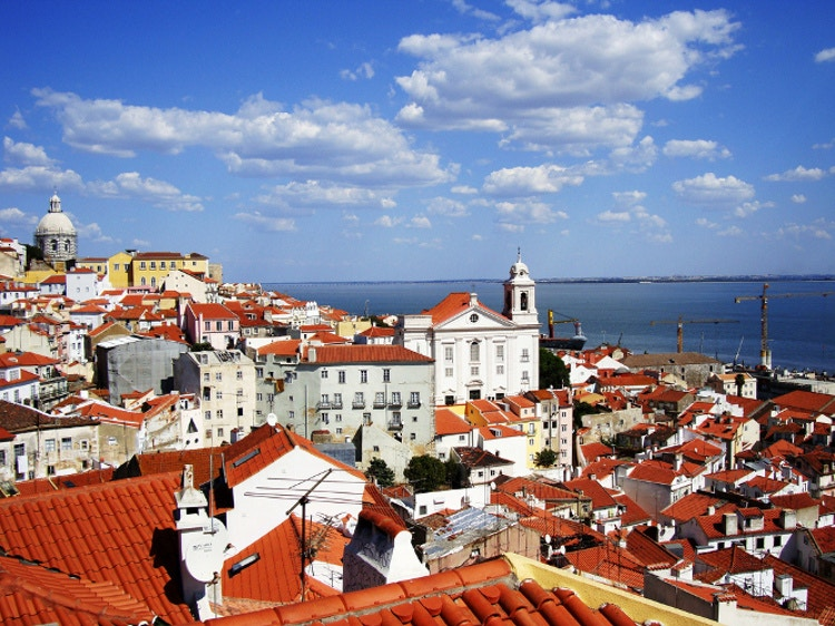 Lisbon in the sunshine. Image by Rustam Aliyev / CC BY-SA 2.0