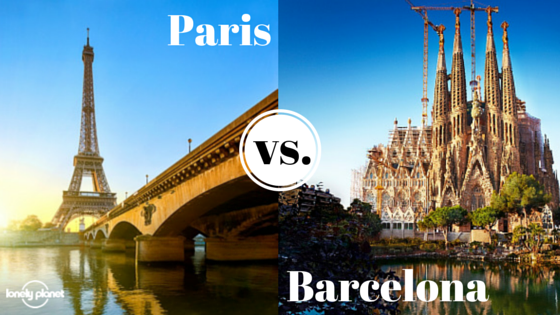 Paris  vs. Barcelona