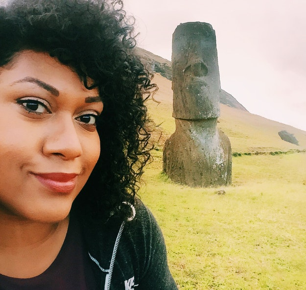 Just back from: Easter Island