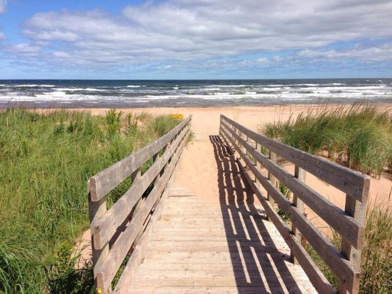 Sand dunes of PEI