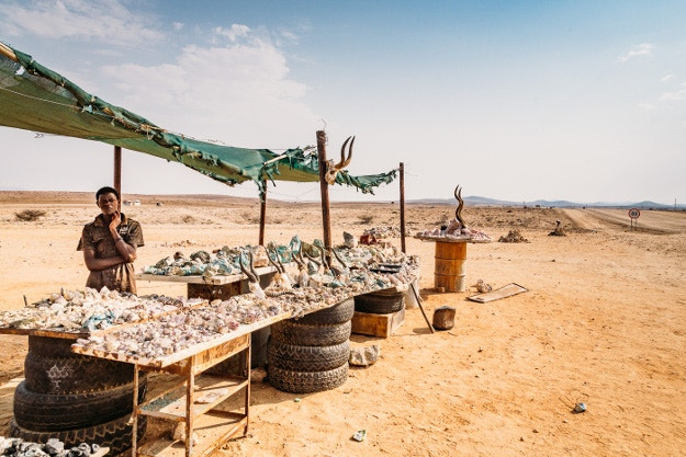 Self Drive Namibia Safari -237