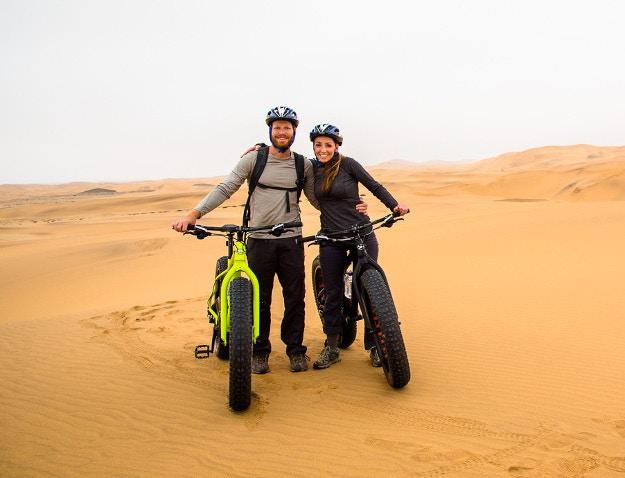 Swakopmund Fat Tire Bike Tour -266