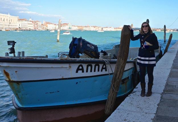 Anna boat
