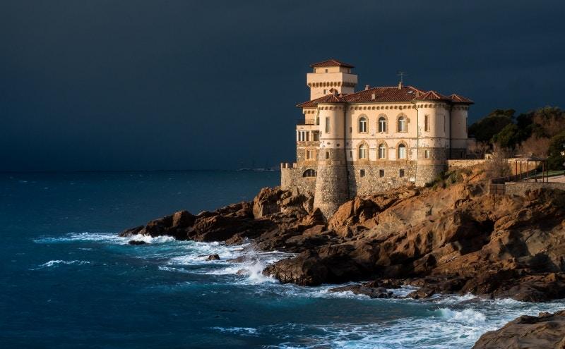 Castle Boccale.