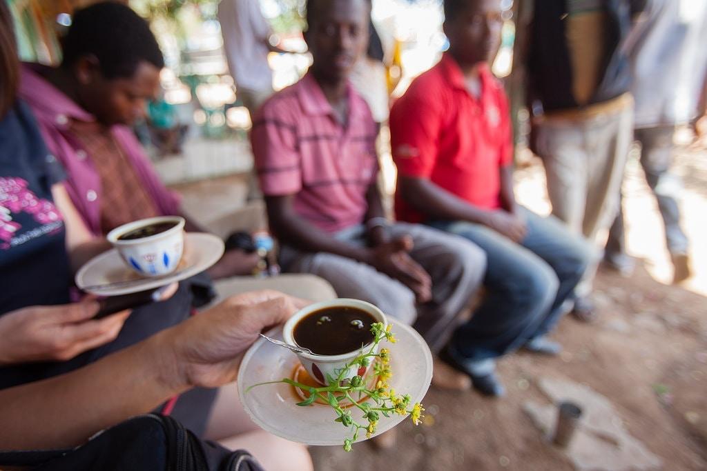 Coffee Culture, Ethiopian Way - rovinglight