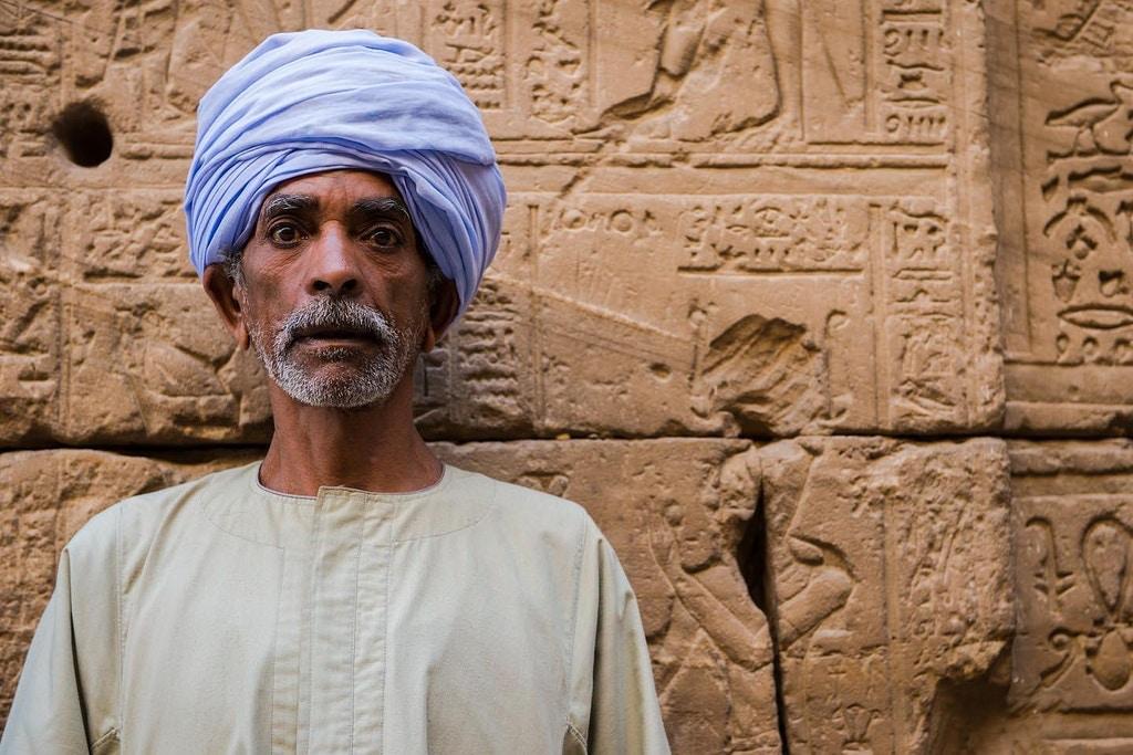 Guardian of the Edfu Temple - Kuba Abramowicz