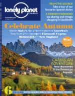 November 2016 BP cover