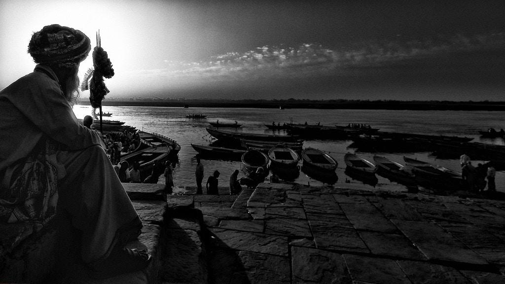 Tranquil sunrise - Udayan Sankar Pal