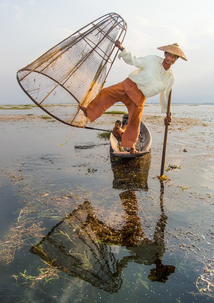 Inle Lake, Myanmar - Square Lamb Photography