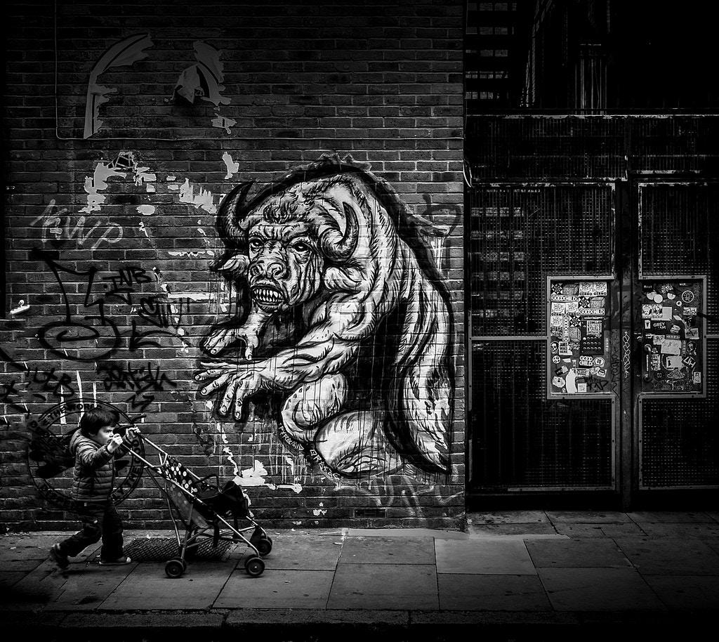 Demons - TS446Photo