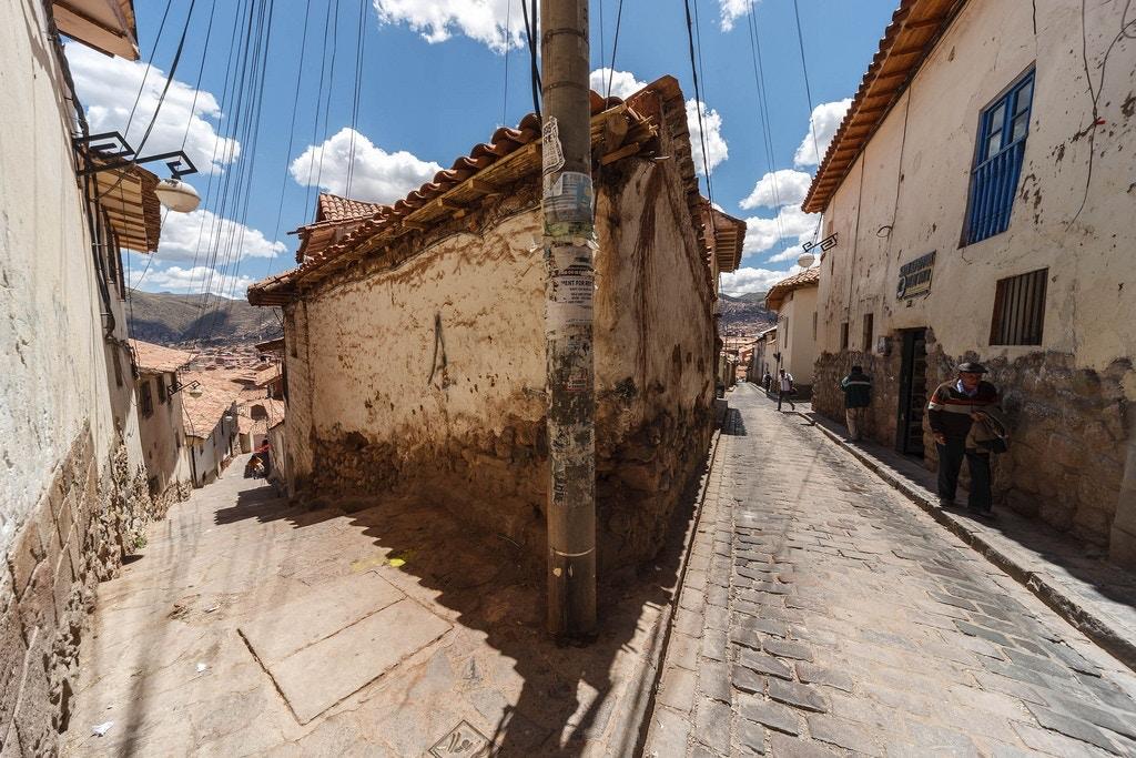 Cusco. - Luke Sergent