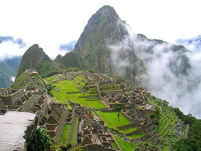 Machu 'Misty' Picchu - g e c k t r e k