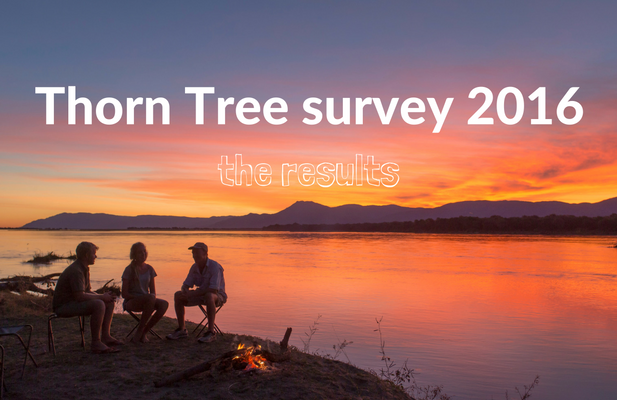 Thorn Tree survey 2016