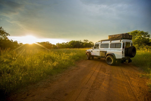 SOUTH AFRICA- Land Rover Defender 110