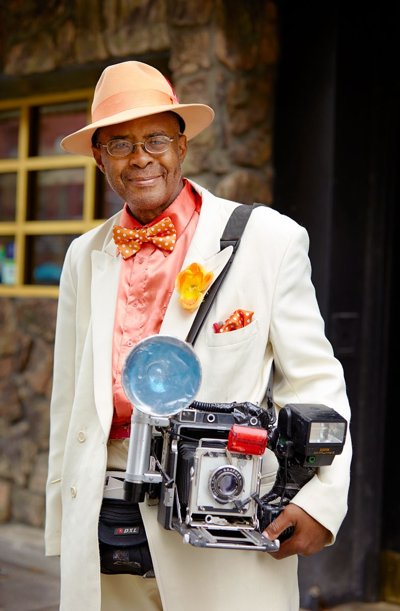 Superfly' is a Harlem legend © Lottie Davies / Lonely Planet