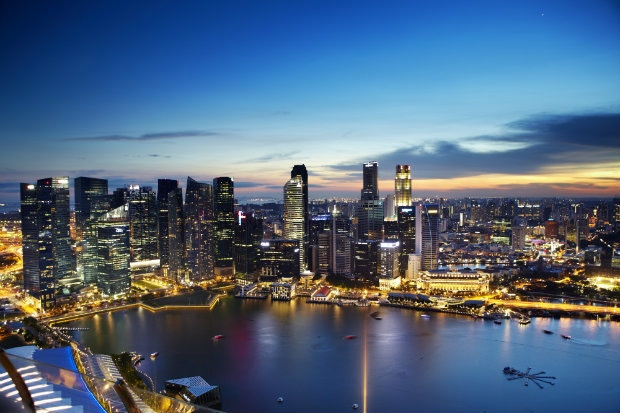 Singapore: a worthy starting point for an epic ride © Matt Munro / Lonely Planet