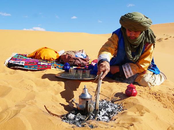 Pathfinder pics The Sahara Desert's Erg Chebbi Dunes Lonely Planet blog