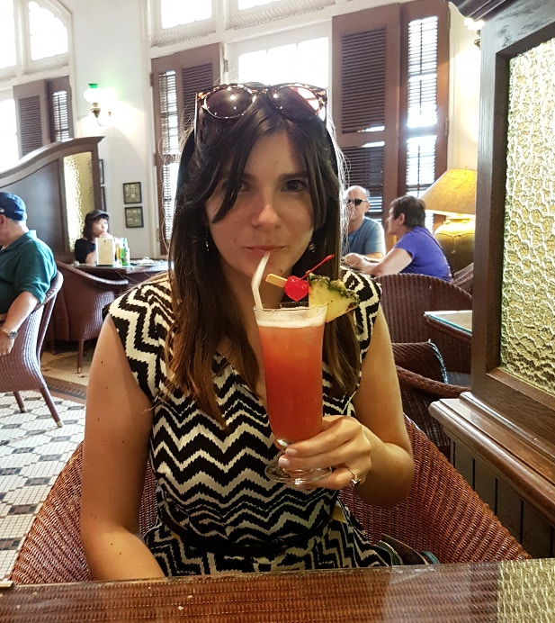 The Singapore Sling was originally created to allow ladies to enjoy alcohol in public2