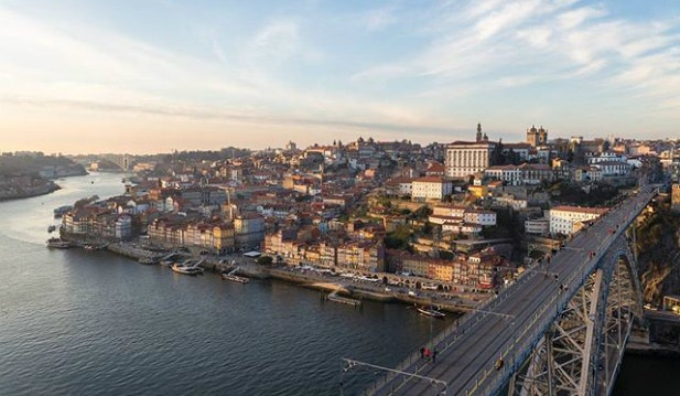 Pathfinder pics: exploring Porto and the Douro Valley