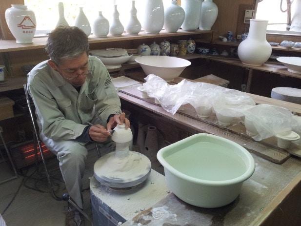 Arita pottery