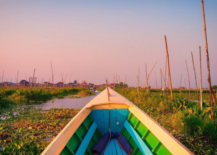 Pathfinder pics: Myanmar from the water
