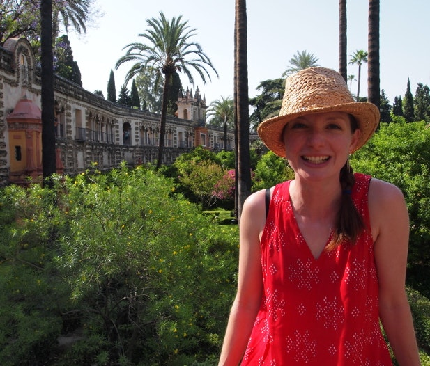Just back from: Seville, Spain