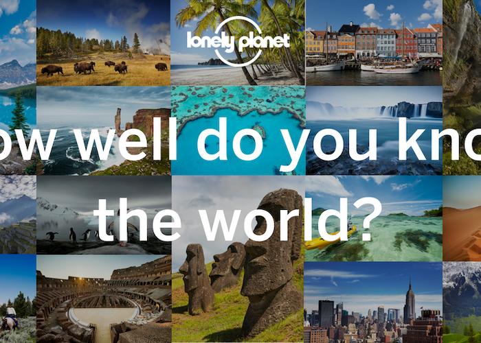 Travel quiz: September edition