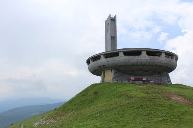House-Monument for the Bulgarian Communist Party