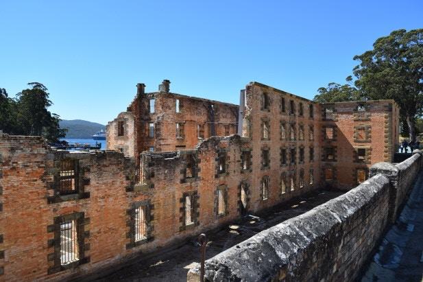Port Arthur's Penitentiary, Tasmania