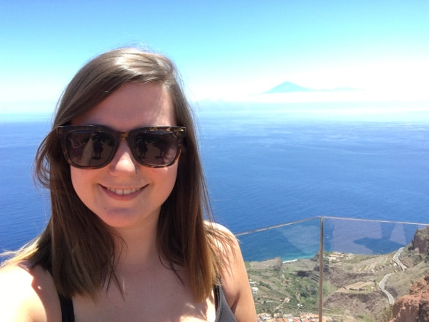 Just back from: La Gomera, Canary Islands