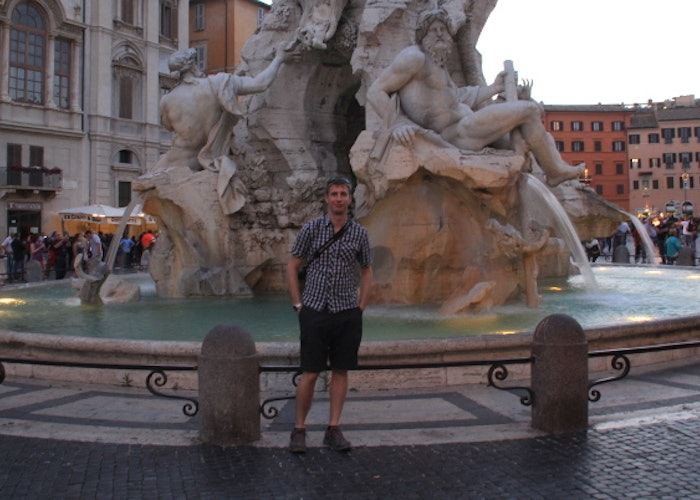 Just back from: Rome and Naples