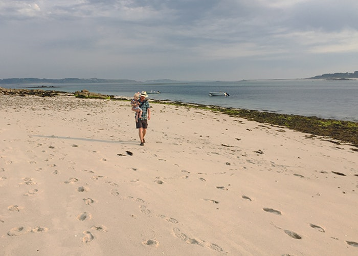 Just back from: the Isles of Scilly