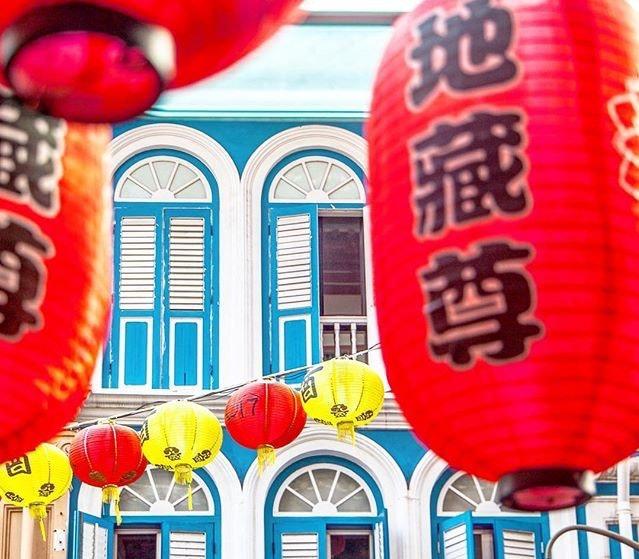 Pathfinder pics: exploring Singapore's coolest street