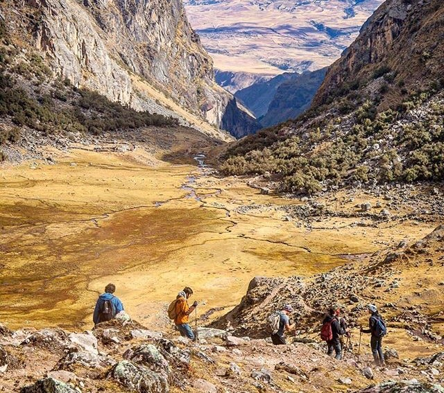 Pathfinder pics: hiking the Lares Trek and Machu Picchu