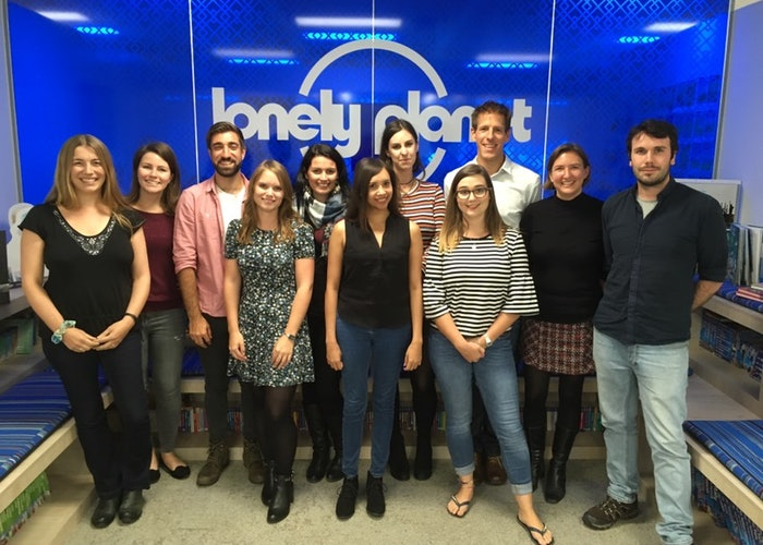 Introducing our Lonely Planet Trailblazers