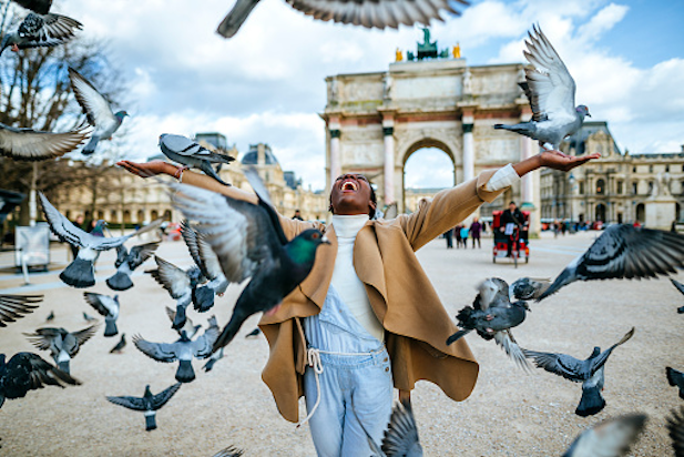 Making the most of city life in Paris. Image © Westend61 / Getty Images