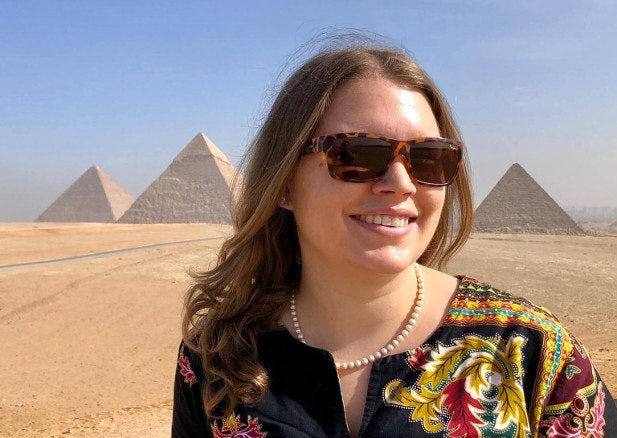 Just back from: Egypt