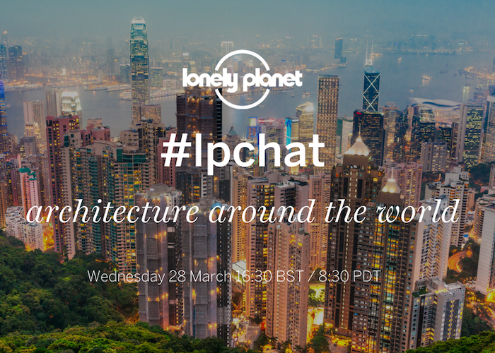 Join our Twitter #lpchat on architecture around the world!