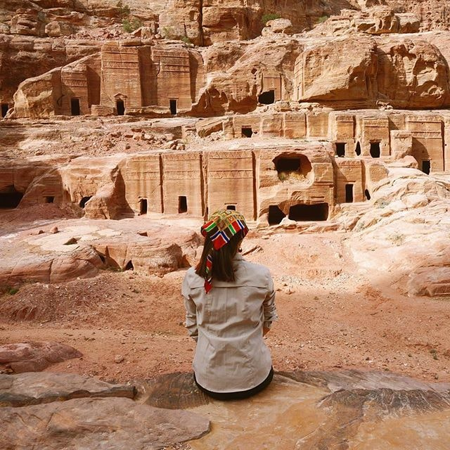 Pathfinders pics: roadtrip through Jordan